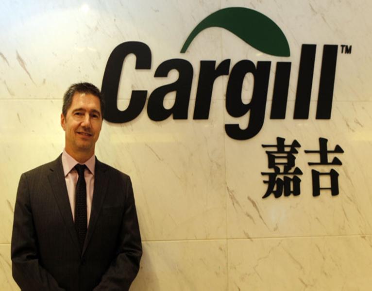 Cargill's Robert Aspell receives 2017 Magnolia Gold Award in Shanghai