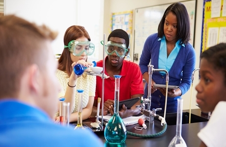 Education and Industry Collaboration Expand Teachers