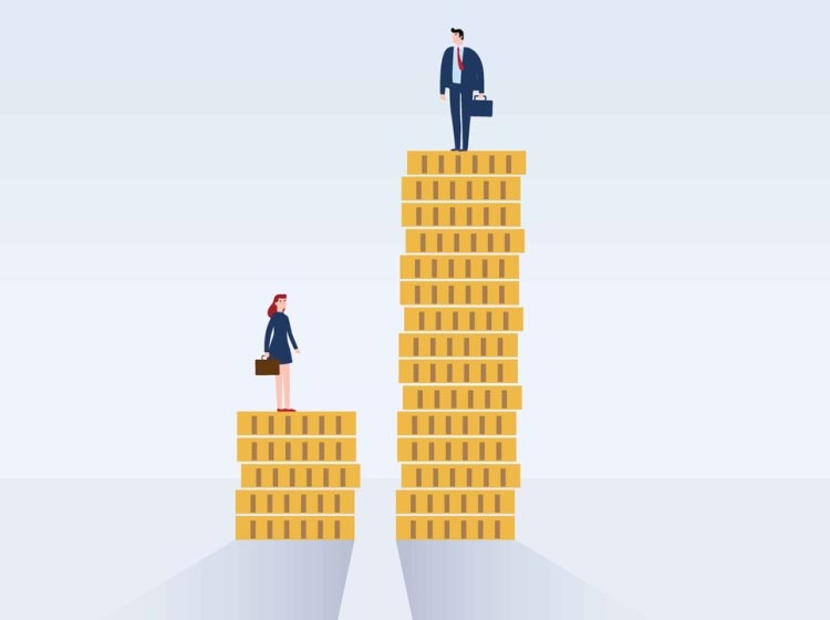 New Census Data Show that the Gender Wage Gap Is Not Closing