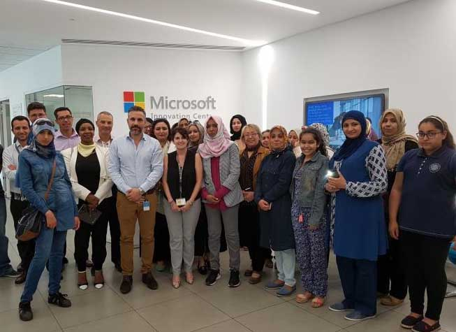 Microsoft Innovation Center and Migrant Women Association Malta launch Women Back to Work...