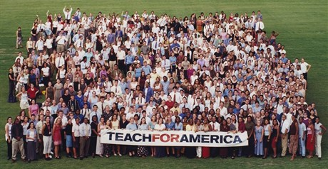 teach for america 25th anniversary summit