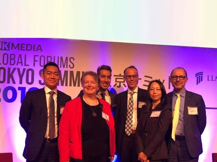 Tokyo Summit: Groundbreaking Diversity in Asia Panel