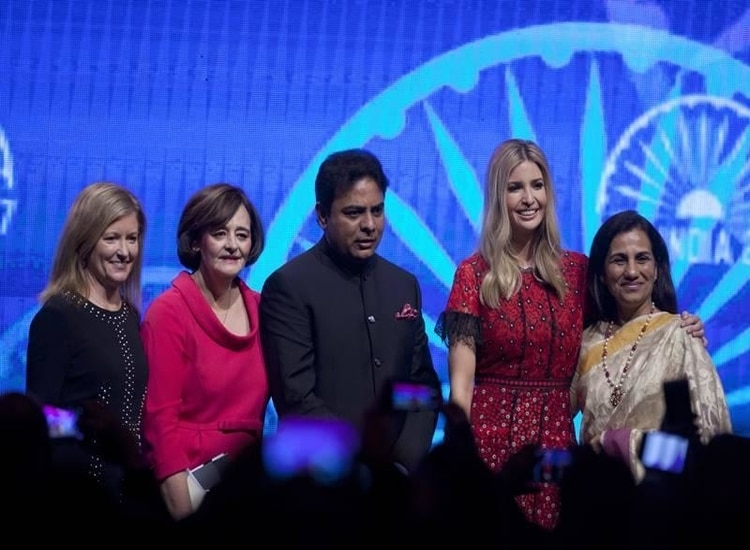 GES 2017: More women in workforce need of the hour, says Ivanka Trump...