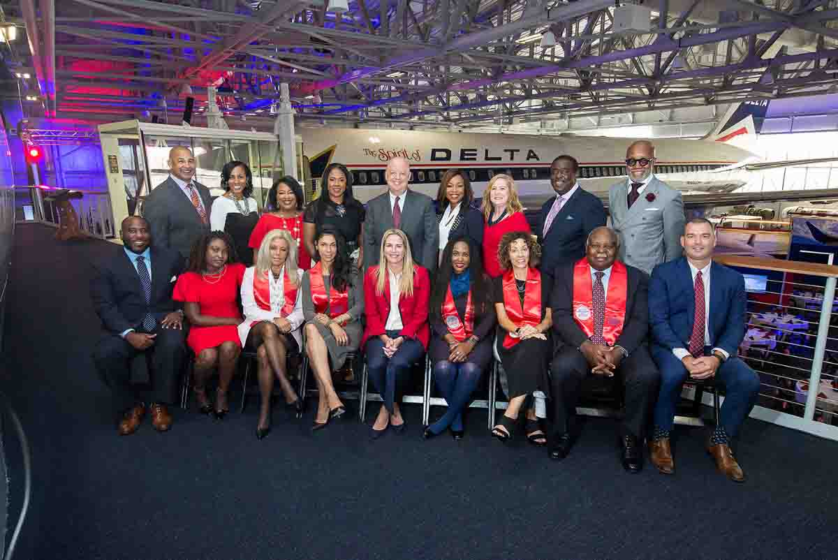 Investing in a more diverse future: Diverse business owners, suppliers honored at 20th...
