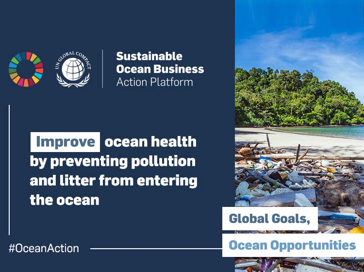 The Private sector must take urgent action to stop the Deterioration of Ocean...
